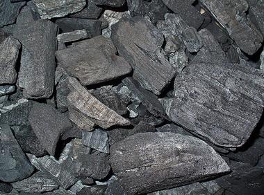 Растительный уголь. Симптомы