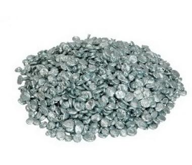 Металлический цинк (Zincum. Zincum metallicum)